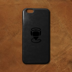 Engraved-iPhone-6-PU-Leather-Case-Featured-Image-Black