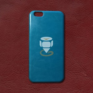 Printed-iPhone-6-PU-Leather-Case-Featured-Image-Blue