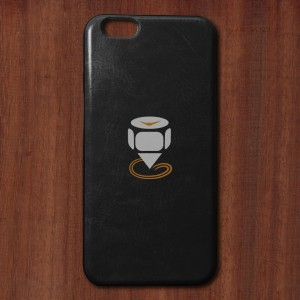 Printed-iPhone-6-Plus-PU-Leather-Case-Featured-Image-Black