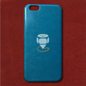 Printed-iPhone-6-Plus-PU-Leather-Case-Featured-Image-Blue