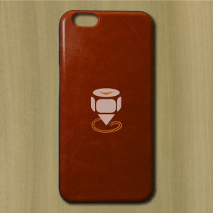 Printed-iPhone-6-Plus-PU-Leather-Case-Featured-Image-Brown