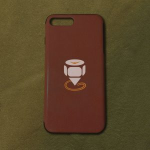 Printed-iPhone-7-Plus-PU-Leather-Case-Featured-Image-Brown