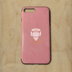 Printed-iPhone-7-Plus-PU-Leather-Case-Featured-Image-Pink
